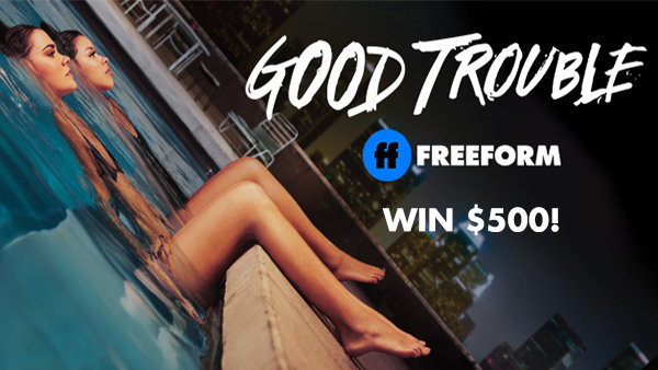 None - Win $500 For Getting Into Good Trouble