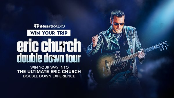 None - Win Your Way Into The Ultimate Eric Church Double Down Experience