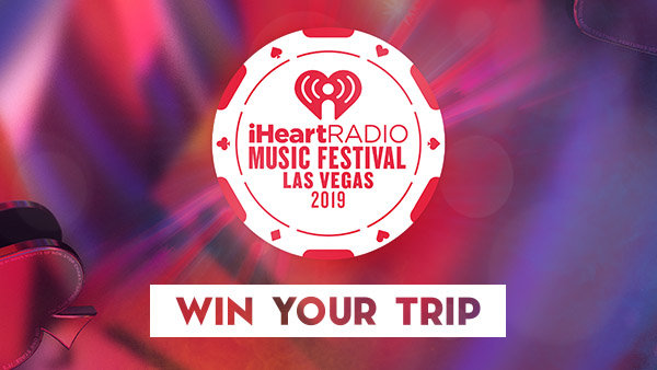 Listen to win a VIP trip to our 2019 iHeartRadio Music Festival!