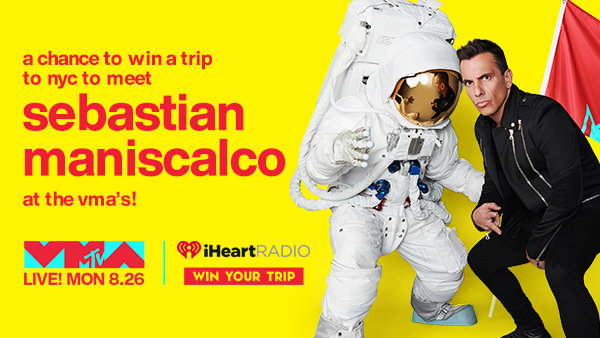 None - Win A Trip To NYC To Meet Sebastian Maniscalco At The VMAs!