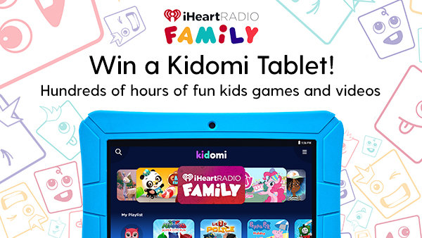 None - Win a Kidomi Tablet!