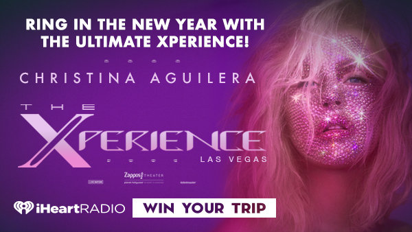 None - Celebrate NYE with Christina Aguilera!