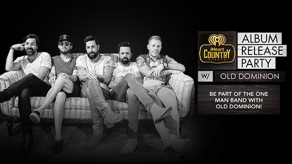 None - Be Part Of The One Man Band with Old Dominion!