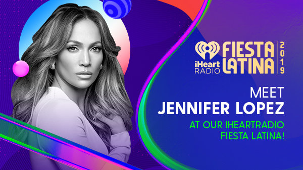 None - MEET JENNIFER LOPEZ AT OUR iHEARTRADIO FIESTA LATINA!