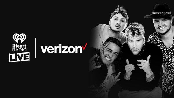 None - iHeartRadio LIVE and Verizon Bring You Piso 21 in LA