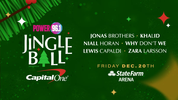 None - Win Tickets to the Atlanta Jingle Ball 2019
