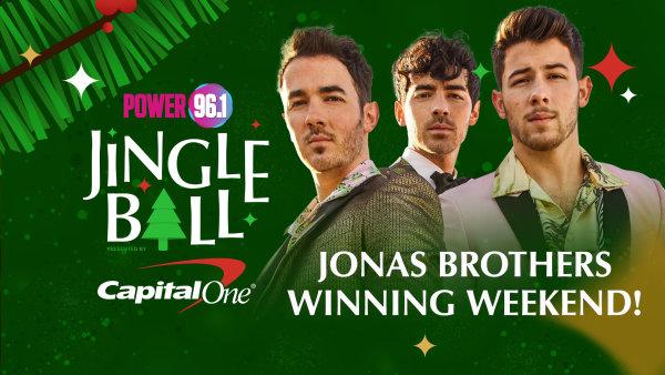 None - Atlanta Jingle Ball: Jonas Brothers Winning Weekend