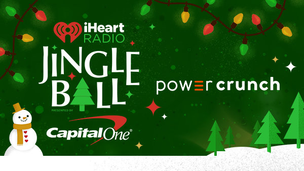 None - Enter To Win The Ultimate Jingle Ball Experience Brought To You By Power Crunch