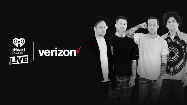 None - iHeartRadio LIVE and Verizon Bring You Fall Out Boy in Seattle