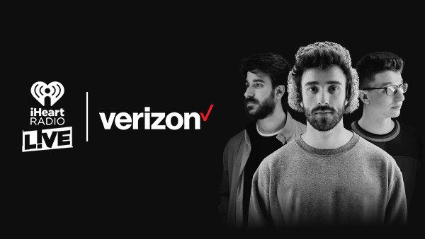 None - iHeartRadio LIVE and Verizon Bring You AJR in Denver