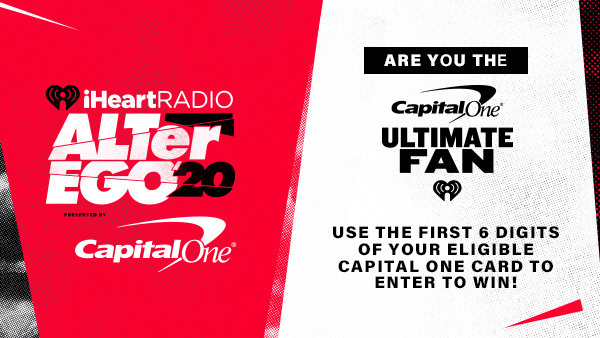 None - Capital One® Cardholders: Enter to Win a VIP Trip to Hang with blink-182 at iHeartRadio ALTer EGO