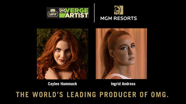 None - Enter To Win The Ultimate Experience To See Caylee Hammack And Ingrid Andress Perform In Vegas