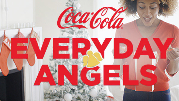 None - Nominate An Everyday Angel And They Could Win A Refreshing Gift From Coca-Cola®!