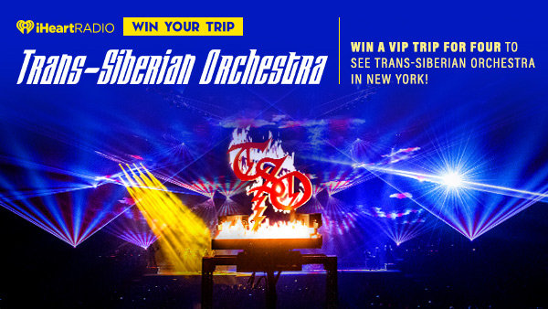 None - Win A VIP Trip For Four To See Trans-Siberian Orchestra In New York!