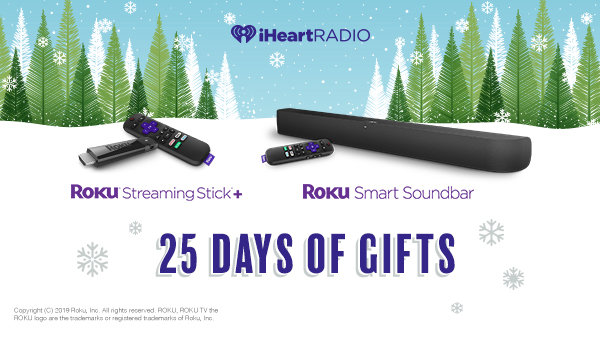 None - 25 Days of Gifts: Roku!
