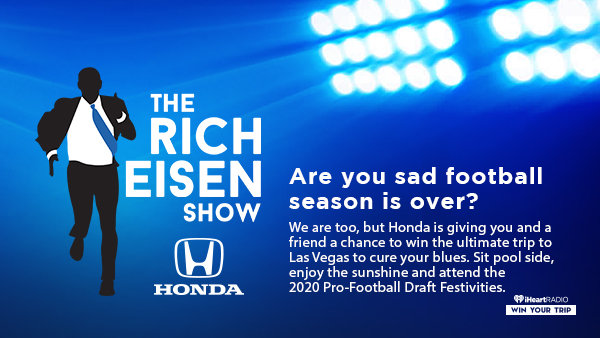 None - Honda Is Curing Your Post Football Season Blues!