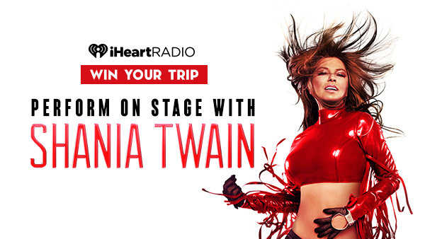 image for Perform On Stage With Shania Twain!
