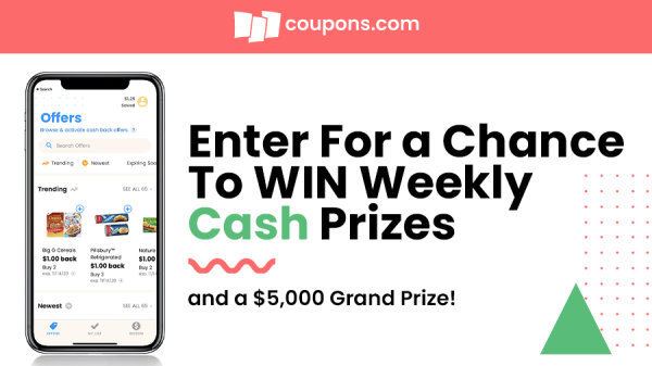 iHeart Coupons.com Sweepstakes