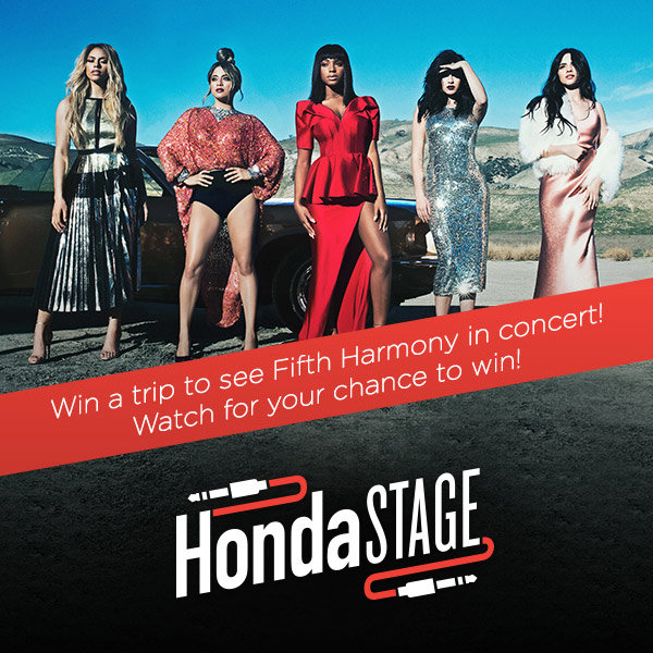 Win a trip to see Fifth Harmony on tour!