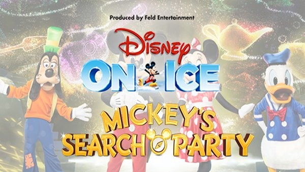 None - Win tickets to see Disney on ice!