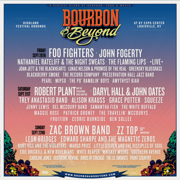 None - Win VIP tickets to Bourbon & Beyond!