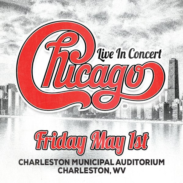 image for Chicago Coming to Charleston!