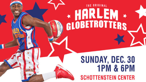 None - Hoop it up with the Harlem Globetrotters