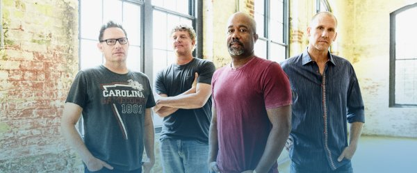 None - Win tickets to Hootie and the Blowfish