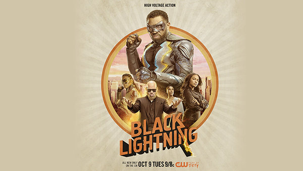 None - The CW's BLACK LIGHTNING