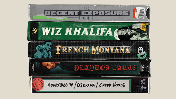 None - Wiz Khalifa Decent Exposure Tour Tickets