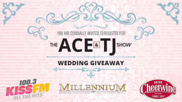 None - Ace and TJ's Wedding Giveaway