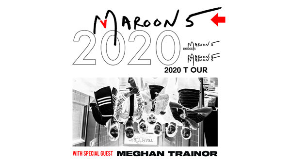 None - Maroon 5 2020 Tour Raleigh/Charlotte
