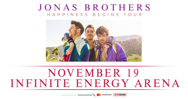 None -           Jonas Brothers | ATL 11/19