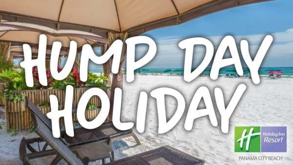 None - Hump Day Holiday