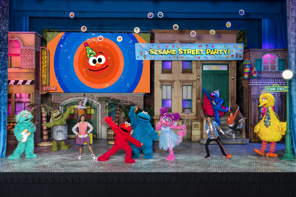 None - Sesame Street Live   BJCC Concert Hall