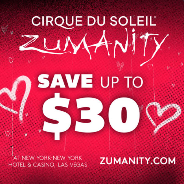 None -  Win a Zumanity Prize Pack