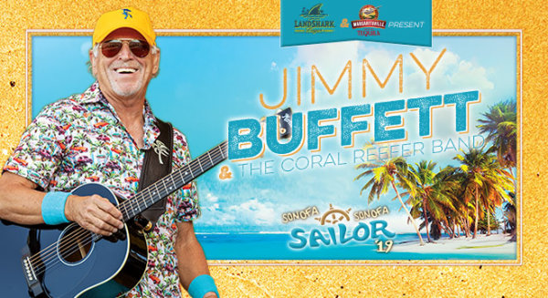 None - Win tickets to see Jimmy Buffett & The Coral Reefer Band