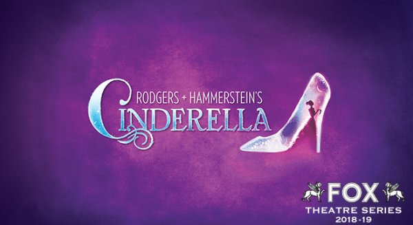 None - Win a pair of tickets to Rodgers + Hammersteins Cinderella