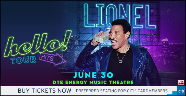 None -  \Win tickets to see Lionel Richie