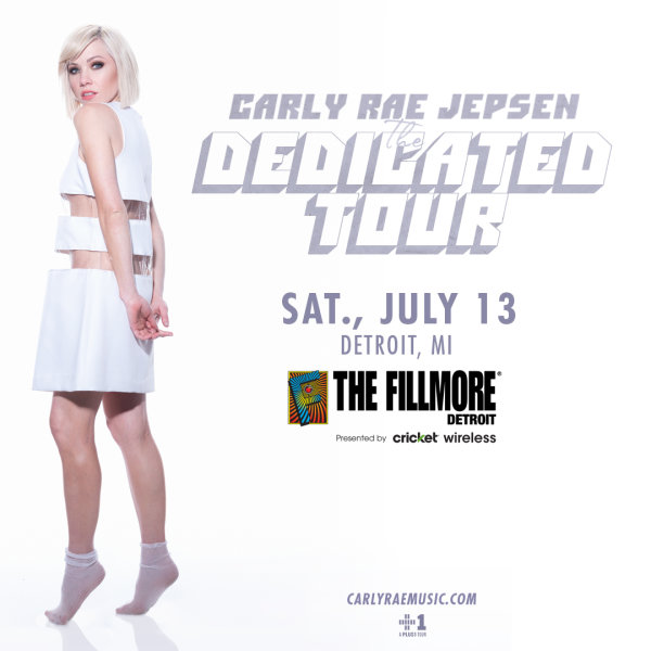 None -  Win tickets to see Carly Rae Jepsen