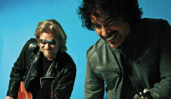 None - Win tickets to see Daryl Hall & John Oates