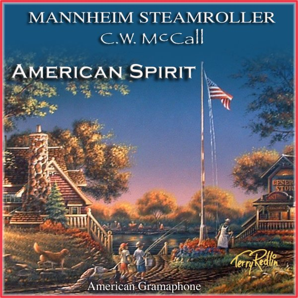 None - Win a copy of Mannheim Steamroller's American Spirit