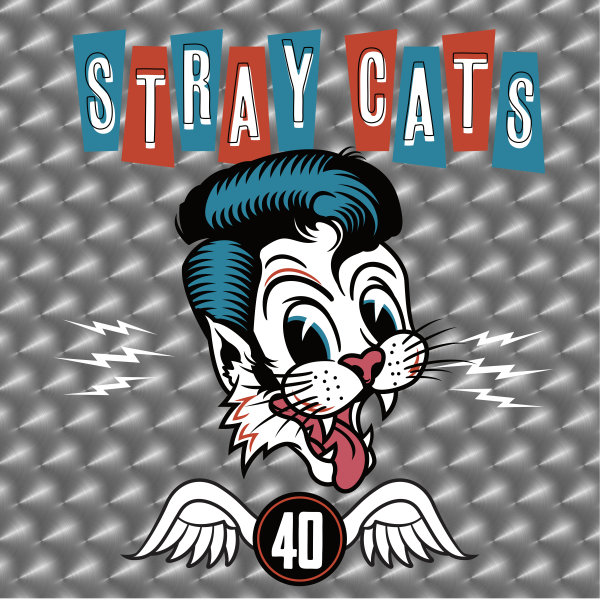 None - Win a copy of The Stray Cats '40'