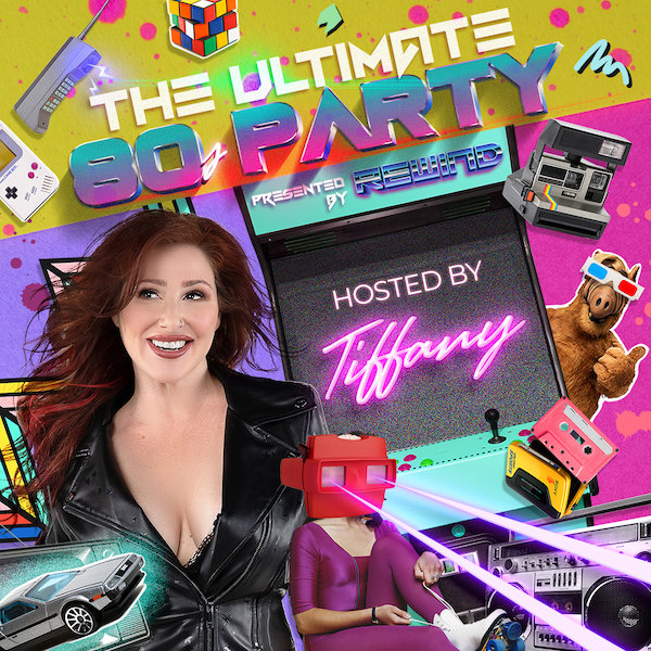 None - Win tickets to the Ultimate 80s Party hosted by Tiffany