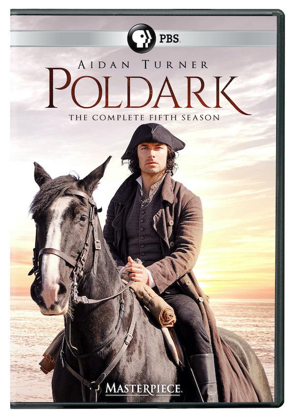 None - Enter to win a copy of PBS: Masterpiece: Poldark: Season 5