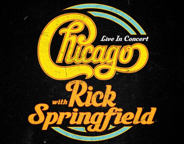 None - Win tickets to see Chicago & Rick Springfield!
