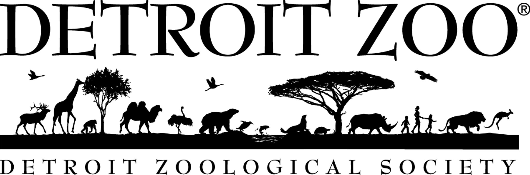 Win a family 4-pack of Detroit Zoo tickets!