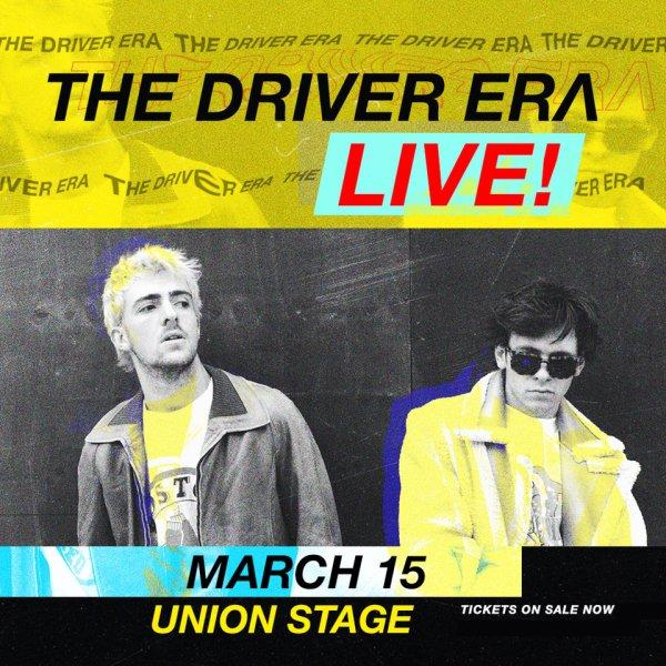 None - Win The Driver Era Tickets