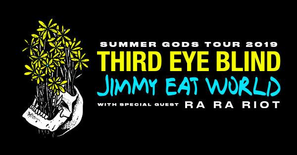 None - Win Third Eye Blind & Jimmy Eat World Tickets