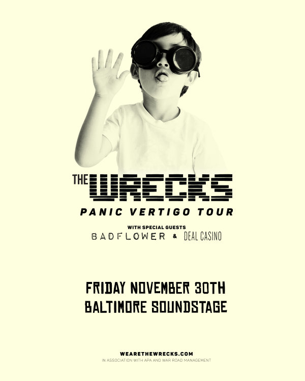 None - Win The Wrecks Tickets!